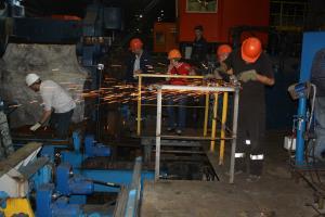 17 Реконструкция стана 500 2012